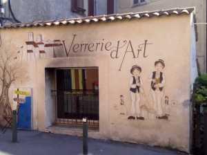 biot medieval village france