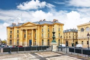 french university