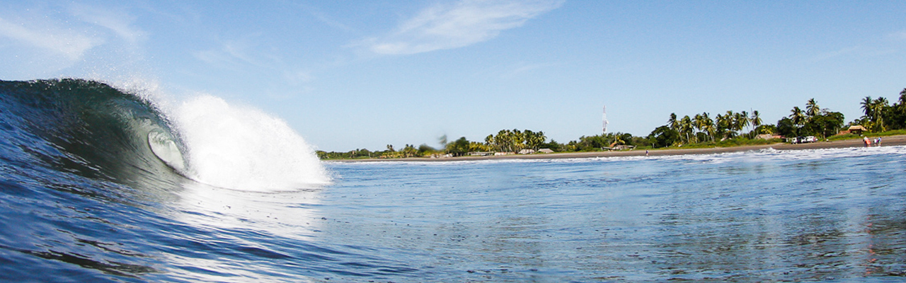 Northern Nicaragua Surf Coaching Holiday