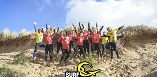 October surf coaching weekend