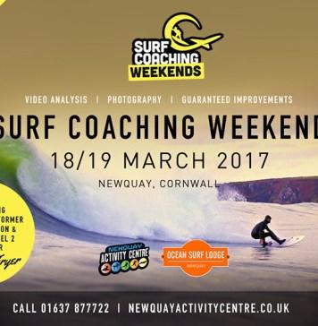 surf coaching weekend