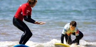 Leran To Surf - Taster Lesson