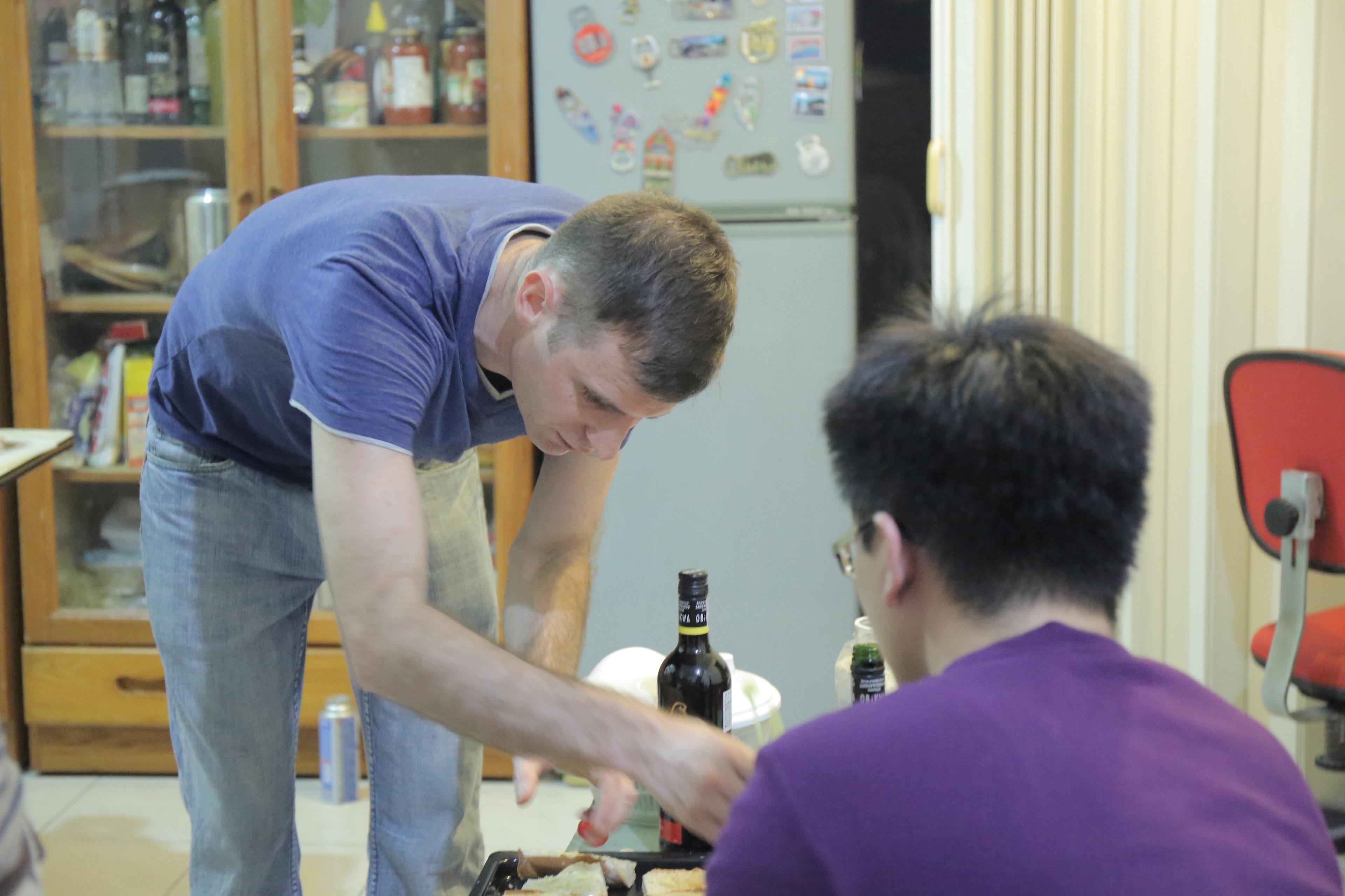 Pasta 意大利面 Night – 英文老師旅遊 English Teacher Tours