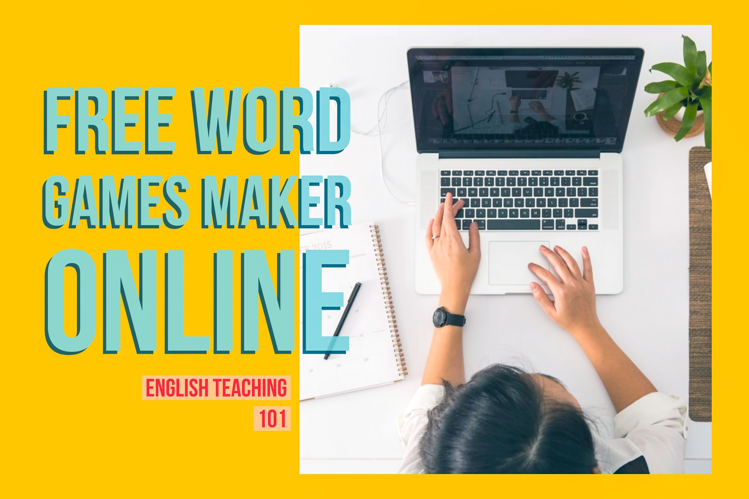 Free word games maker online