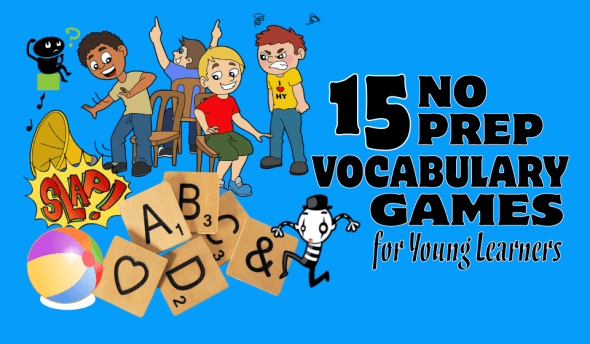 ESL Vocabulary Games