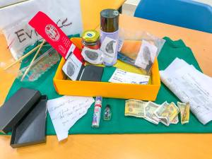 CSI Classroom Activity - The Evidence