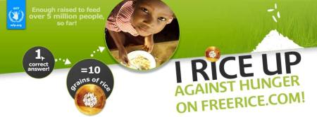 educational games for a cause free rice