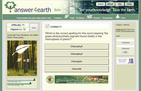 answer4earth