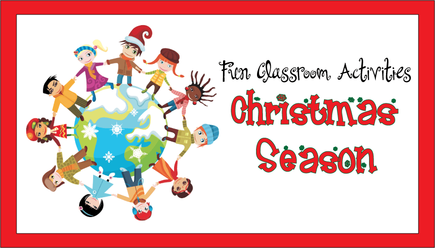 Christmas classroom activity ideas