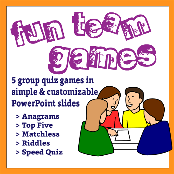 team quiz games