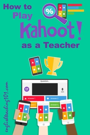 Kahoot Create - Tips and Ideas on how to play #Kahoot as a teacher! #edtech #assessmenttools #formativeassessment