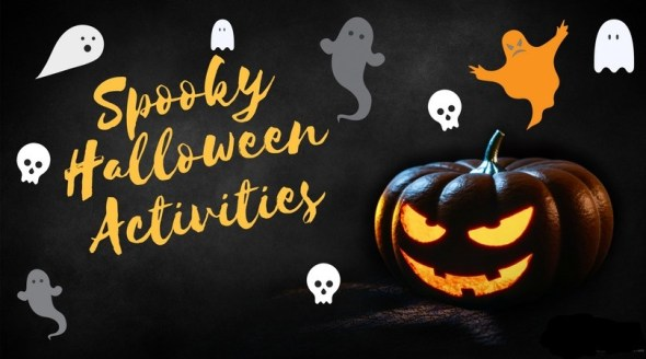 Creative Halloween Classrrom Activities & Games to Scare Your Students Silly