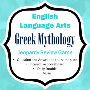 Greek Mythology review
