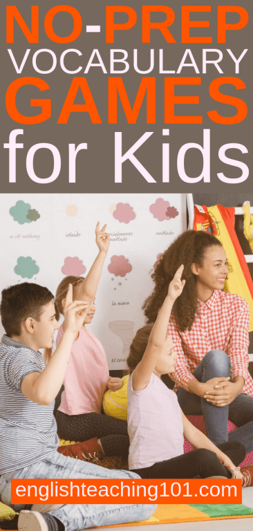vocabulary games for kids