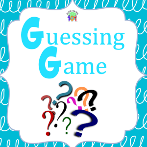 guessing game esl