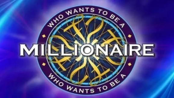 Who wants to be a millionaire classroom game