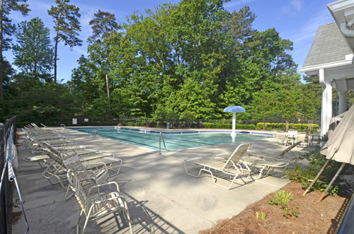 24 Bellewood Condominiums swimming pool