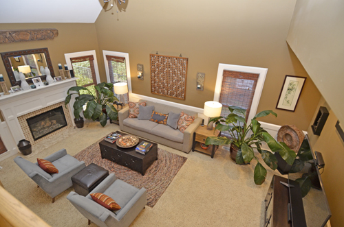 3 Family room Overhead
