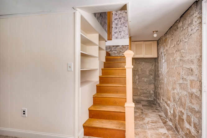 3154 Briarcliff Way NE Atlanta-small-034-16-Lower Level Stairway-666x445-72dpi