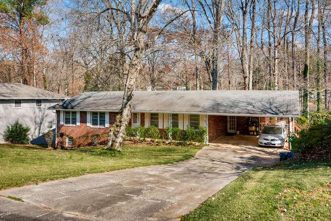 2125 Briarwillow Drive Atlanta-small-004-18-Exterior Front-666x445-72dpi