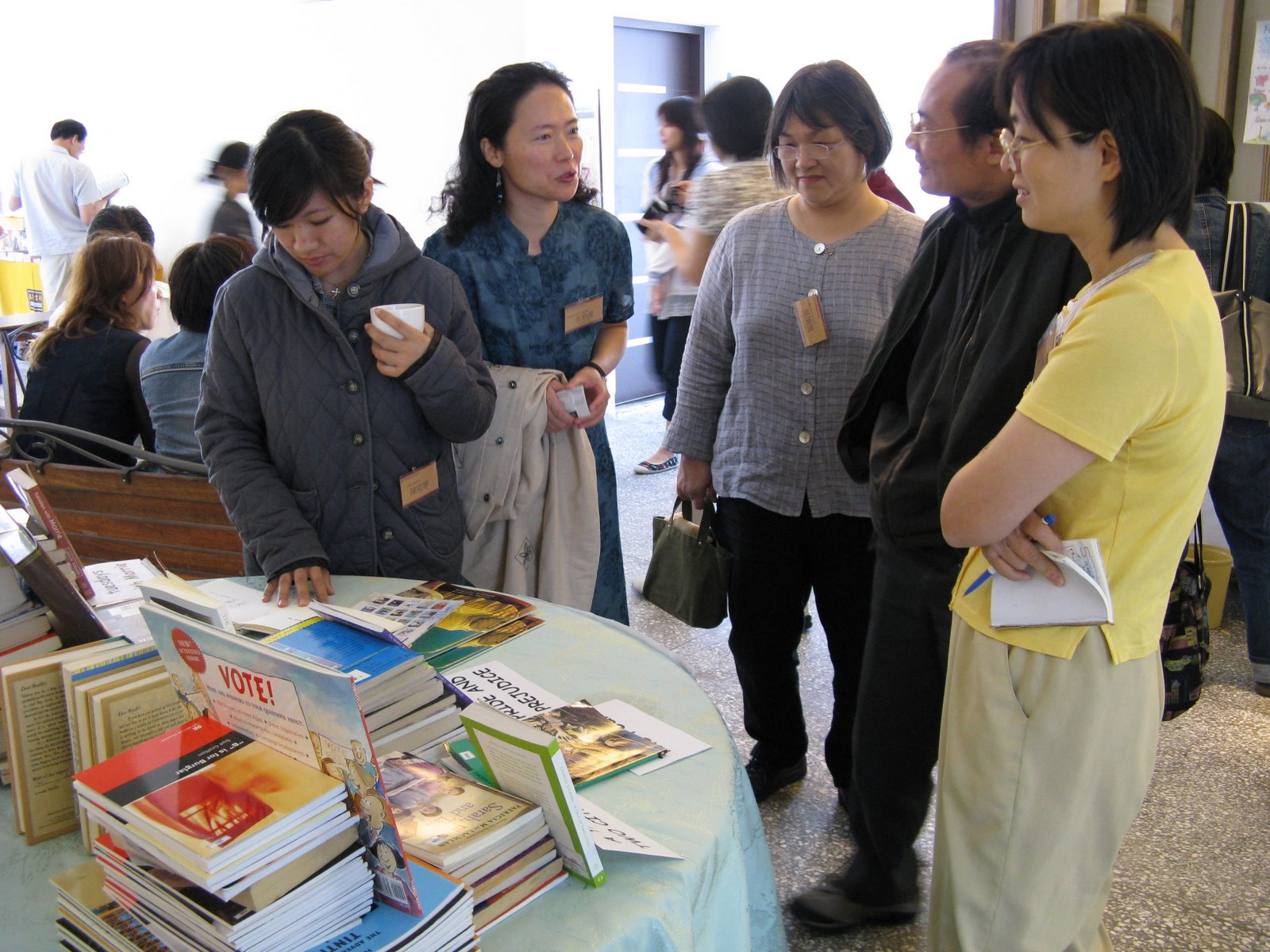May | 2008 | TNUA: English Pleasure Reading Project