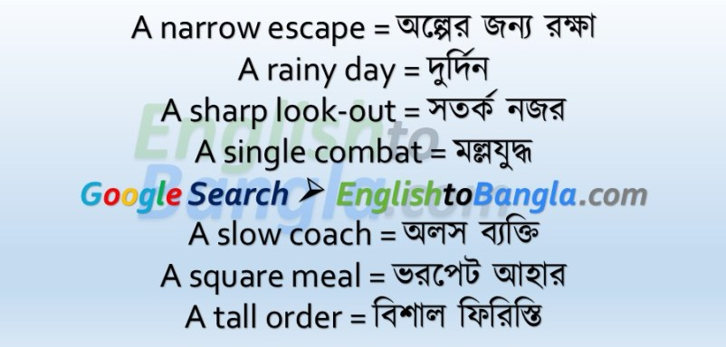 Idioms & Phrases Lesson 06