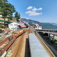 10 trains cancelled on Kalka-Shimla track; Ambika Sharma; Tribune India