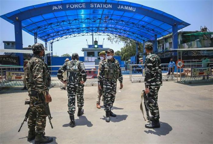 Drones used for attack on Jammu Air Force base, IAF probes terror angle