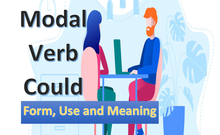 modal verb Could Form use and meaning