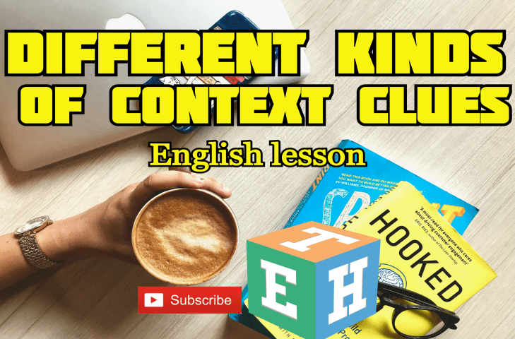 Different Kinds of Context Clues