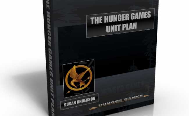 The Hunger Games English Unit Plans