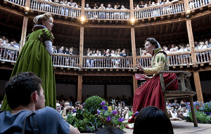 The Merry Wives of Windsor, Shakespeare's Globe in London