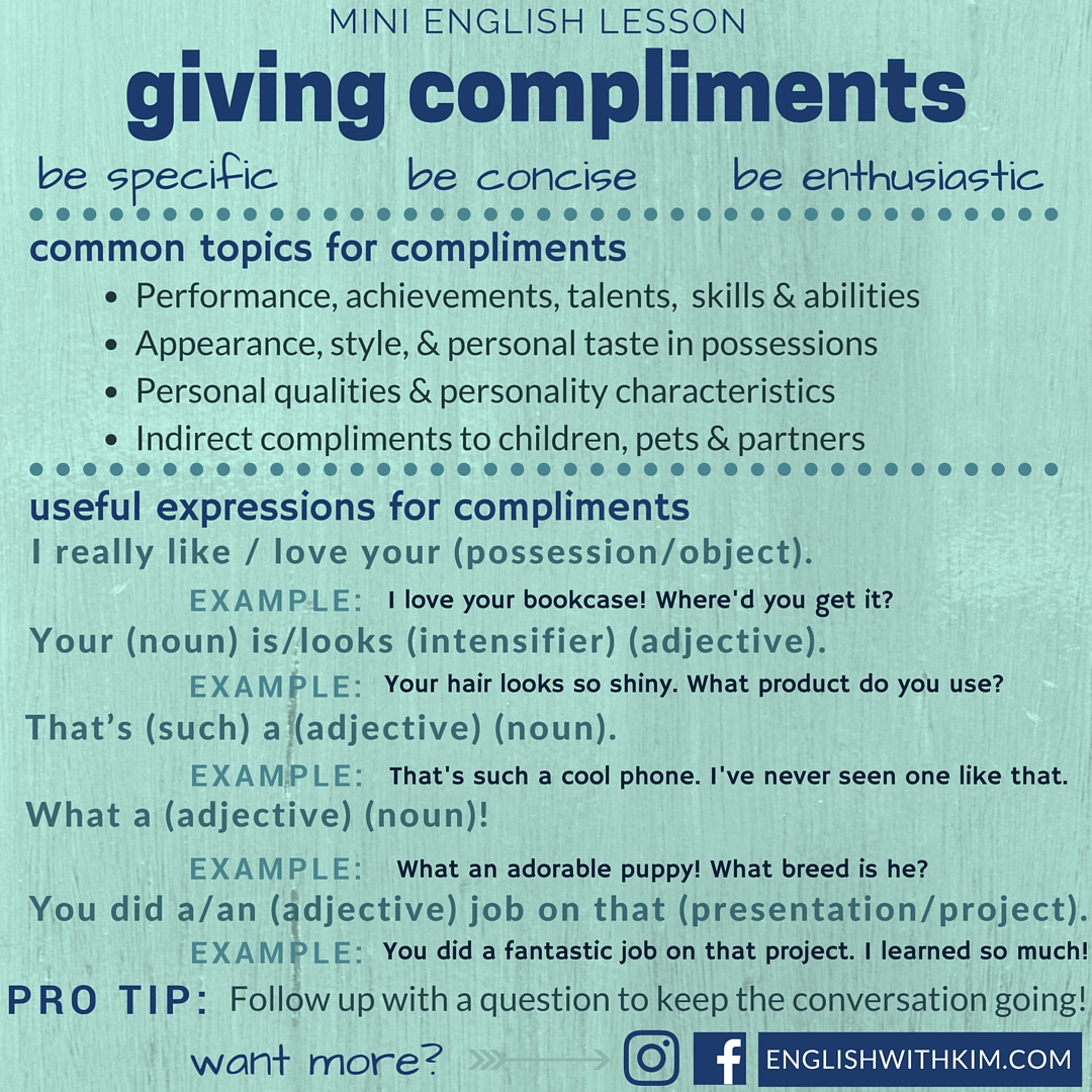 English Conversation Lessons