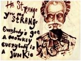 he strange