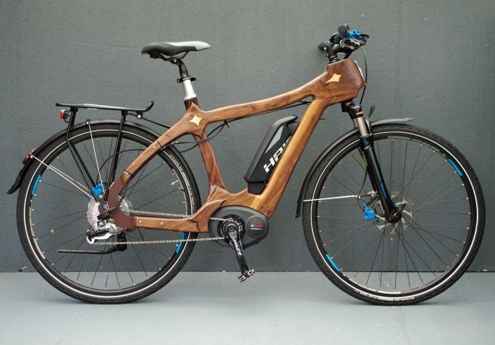 BICYCLE - made from American Black Walnut