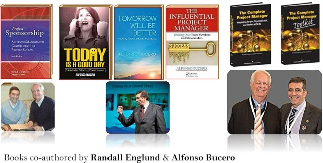Books authored by Randall Englund and Alfonso Bucero