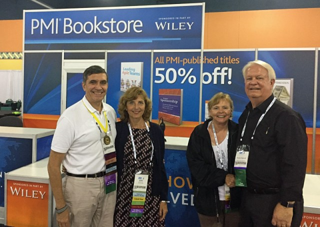 Alfonso Bucero, Randy Englund and wives