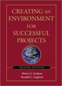 book cover Creating an Environment for Successful Projects 2nd Ed