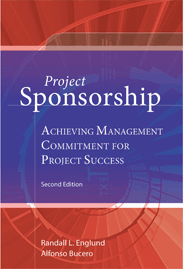 book cover Project Sponsorship