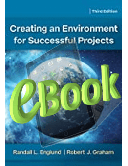 Create environment ebook cover