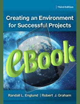 Create environment ebook cover