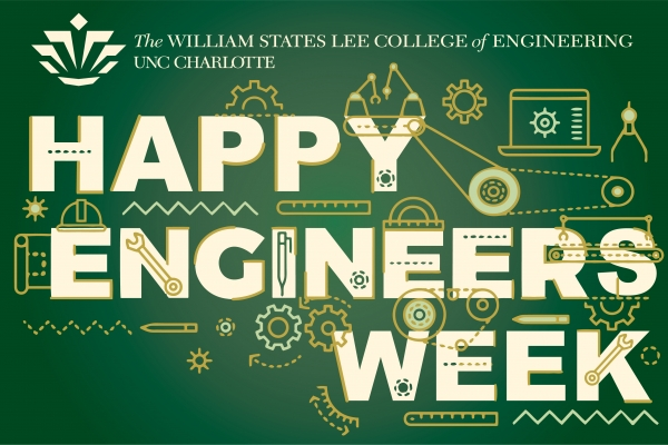 Welcome  The William States Lee College of Engineering  UNC Charlotte