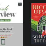 Book Review – Sorry For The Dead by Nicola Upson