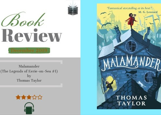 Malamander book review