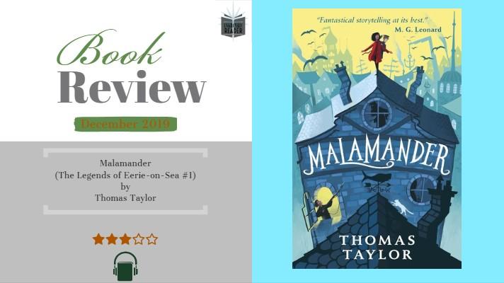 Malamander book review