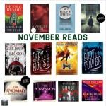 Books Read Recap – November 2019