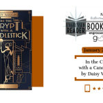 Review – In the Crypt with a Candlestick byDaisy Waugh