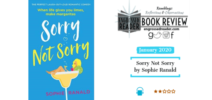 Sorry Not Sorry Blog Post