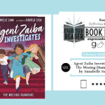 Review – Agent Zaiba Investigates: The Missing Diamonds  by Annabelle Sami