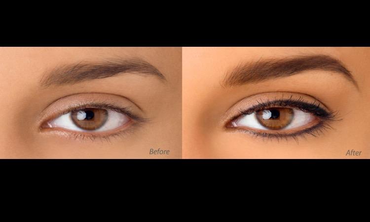 Permanent Makeup Before After Enhanced Cosmetics Permanent Makeup